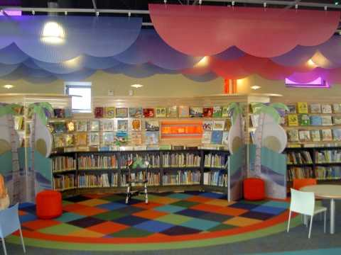 Baby Bounce Story Time at Southfield Public Library in Southfield, MI