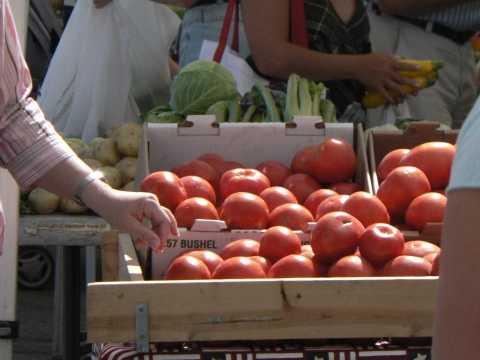 Amelia Farmers Market at Omni Amelia Island Plantation Resort in Fernandina Beach, FL